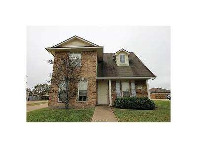 College Station Rental For Rent: 2435 Pintail