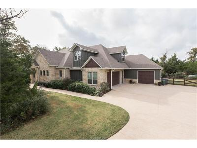 College Station Single Family Home For Sale: 18643 Iroquois Cove