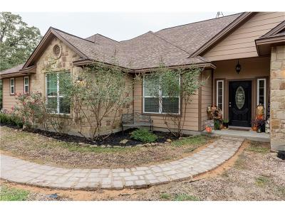 Bryan Single Family Home For Sale: 458 Shady Creek Drive