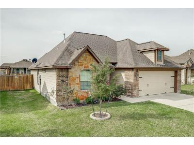 College Station Single Family Home For Sale: 15415 Baker Meadow