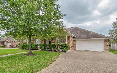 College Station Single Family Home For Sale: 4708 Shoal Creek Drive