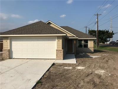 Bryan Single Family Home For Sale: 804 Cindy
