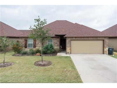 College Station Single Family Home For Sale: 3004 Old Ironsides Drive