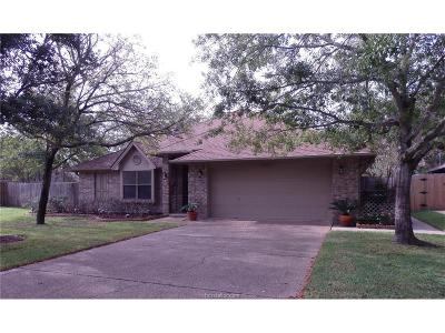 College Station Single Family Home For Sale: 2916 Cortez Court