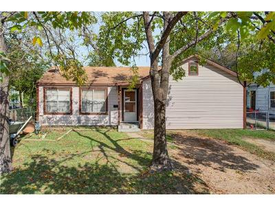 Bryan Single Family Home For Sale: 1406 East 25th Street