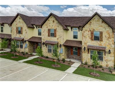 College Station Multi Family Home For Sale: 410/412/414/416 Baby Bear Drive
