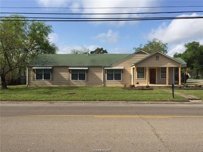 Bryan Single Family Home For Sale: 1401 East 29th Street