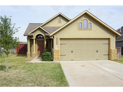 College Station Single Family Home For Sale: 3808 Turkey Meadow Court