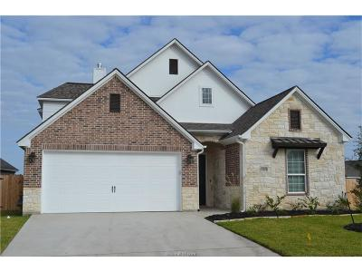 College Station Single Family Home For Sale: 15609 Walnut Nook Court