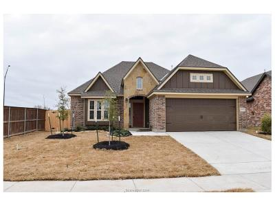 College Station Single Family Home For Sale: 4012 Alford Street