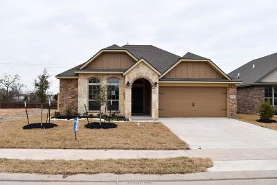 Bryan , College Station  Single Family Home For Sale: 4051 Dunlap Loop