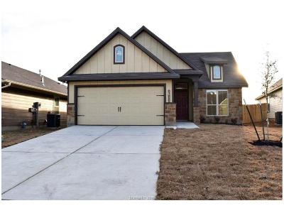 Bryan TX Single Family Home For Sale: $214,900