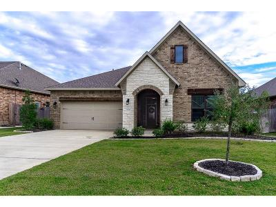 College Station Single Family Home For Sale: 2505 Hailes