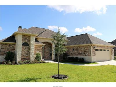 College Station Single Family Home For Sale: 4109 Wild Creek Court