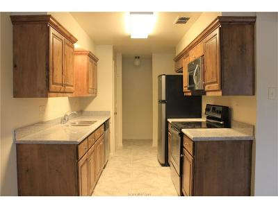 College Station Rental For Rent: 905 Balcones Drive #103