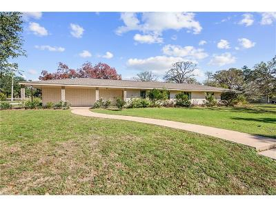 College Station Single Family Home For Sale: 1101 Ashburn Avenue
