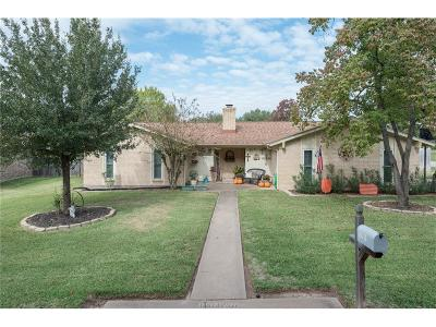 Bryan Single Family Home For Sale: 3513 Broad Oak Circle