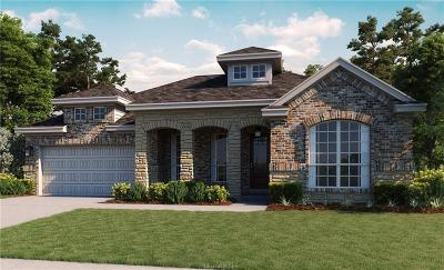 Bryan Single Family Home For Sale: 3407 Dovecote Way