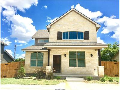 Bryan TX Single Family Home For Sale: $349,500