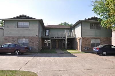 College Station Rental For Rent: 803 San Pedro #C