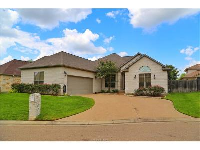 College Station Single Family Home For Sale: 4413 Hearst Court