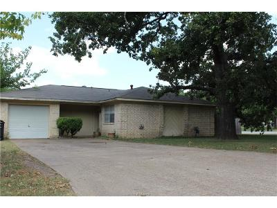 College Station Rental For Rent: 3021 Jennifer Drive