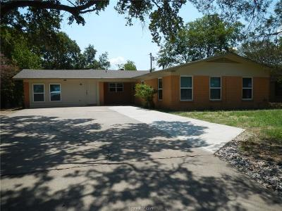 College Station Rental For Rent: 1604 George Bush Drive