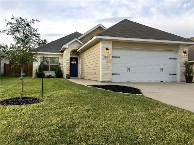 College Station Single Family Home For Sale: 4135 Whispering Creek Drive