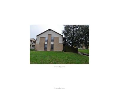 College Station Rental For Rent: 1016 Autumn Circle #C