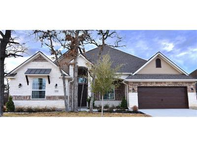 College Station Single Family Home For Sale: 2708 Wolveshire Lane