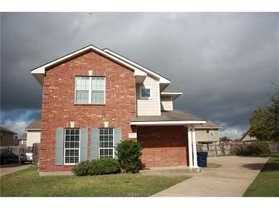 College Station Single Family Home For Sale: 515 Camp Court