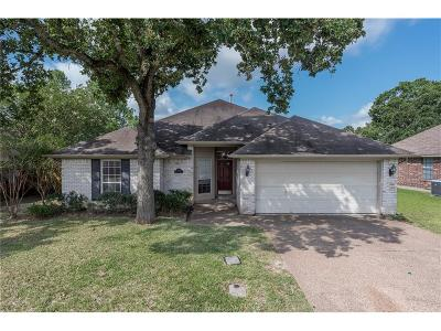 Bryan Single Family Home For Sale: 2908 Mirrormere Circle