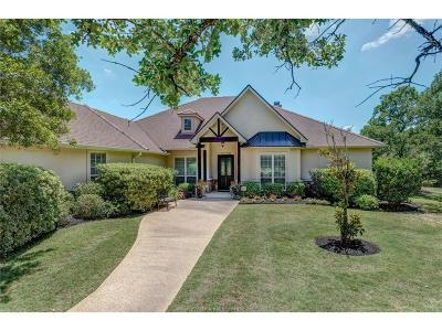 College Station Single Family Home For Sale: 18152 Indian Lakes Drive