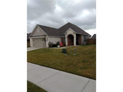 Bryan Single Family Home For Sale: 3097 Positano Loop