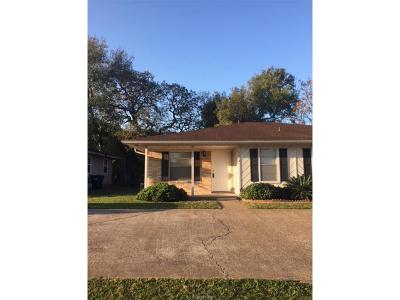 College Station Rental For Rent: 3314 Normand Drive
