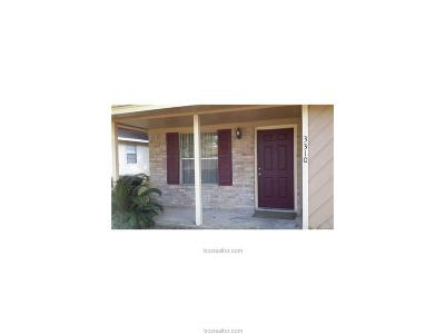 College Station Rental For Rent: 3310 Normand Drive