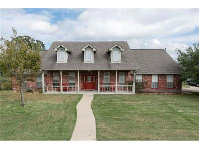 College Station Single Family Home For Sale: 15032 Turnberry Circle
