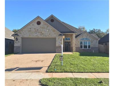 College Station TX Single Family Home For Sale: $334,900