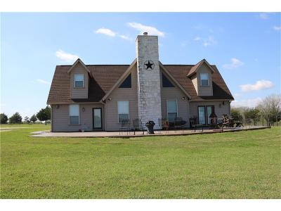 Grimes County Single Family Home For Sale: 9458 County Road 311