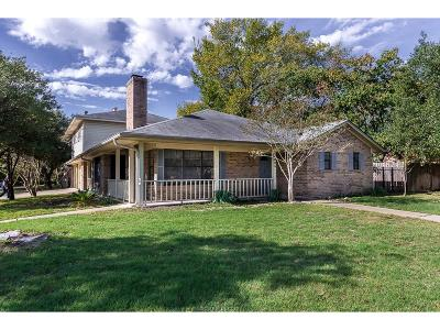 Bryan Single Family Home For Sale: 3806 Carter Creek Parkway