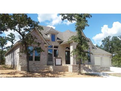 College Station TX Single Family Home For Sale: $599,900