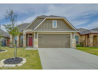 Creek Meadows Single Family Home For Sale: 15438 Baker Meadow