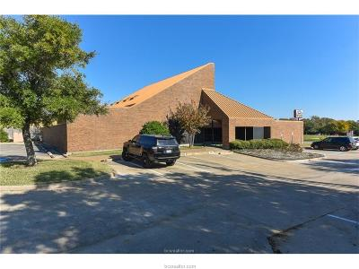 Bryan Commercial For Sale: 1701 Briarcrest Drive