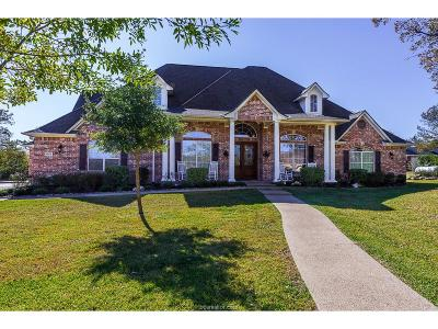 College Station Single Family Home For Sale: 4806 Wayne Court