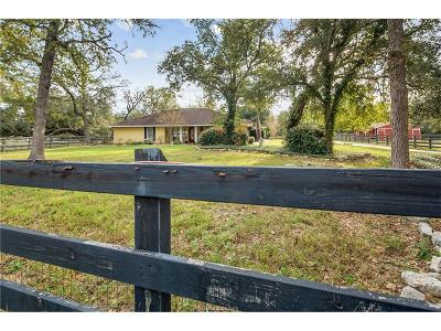 College Station Single Family Home For Sale: 16008 Woodlake Drive