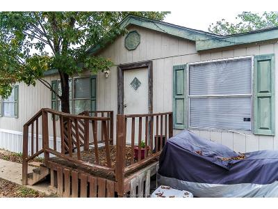 Bryan TX Single Family Home For Sale: $54,900