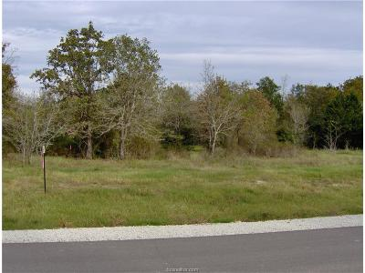 bryan Residential Lots & Land For Sale: 6416 Juliette Trail