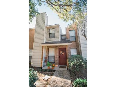 College Station Condo/Townhouse For Sale: 1904 Dartmouth Street #I5