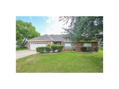 Bryan , College Station  Single Family Home For Sale: 2905 Oakbrook Court
