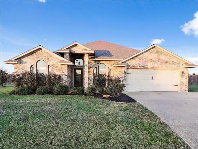 Bryan Single Family Home For Sale: 3538 Blazing